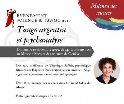 Conférence  à Genève 10 11 19
