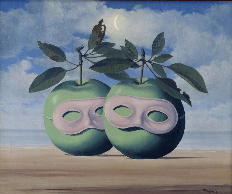 Pommes magritte